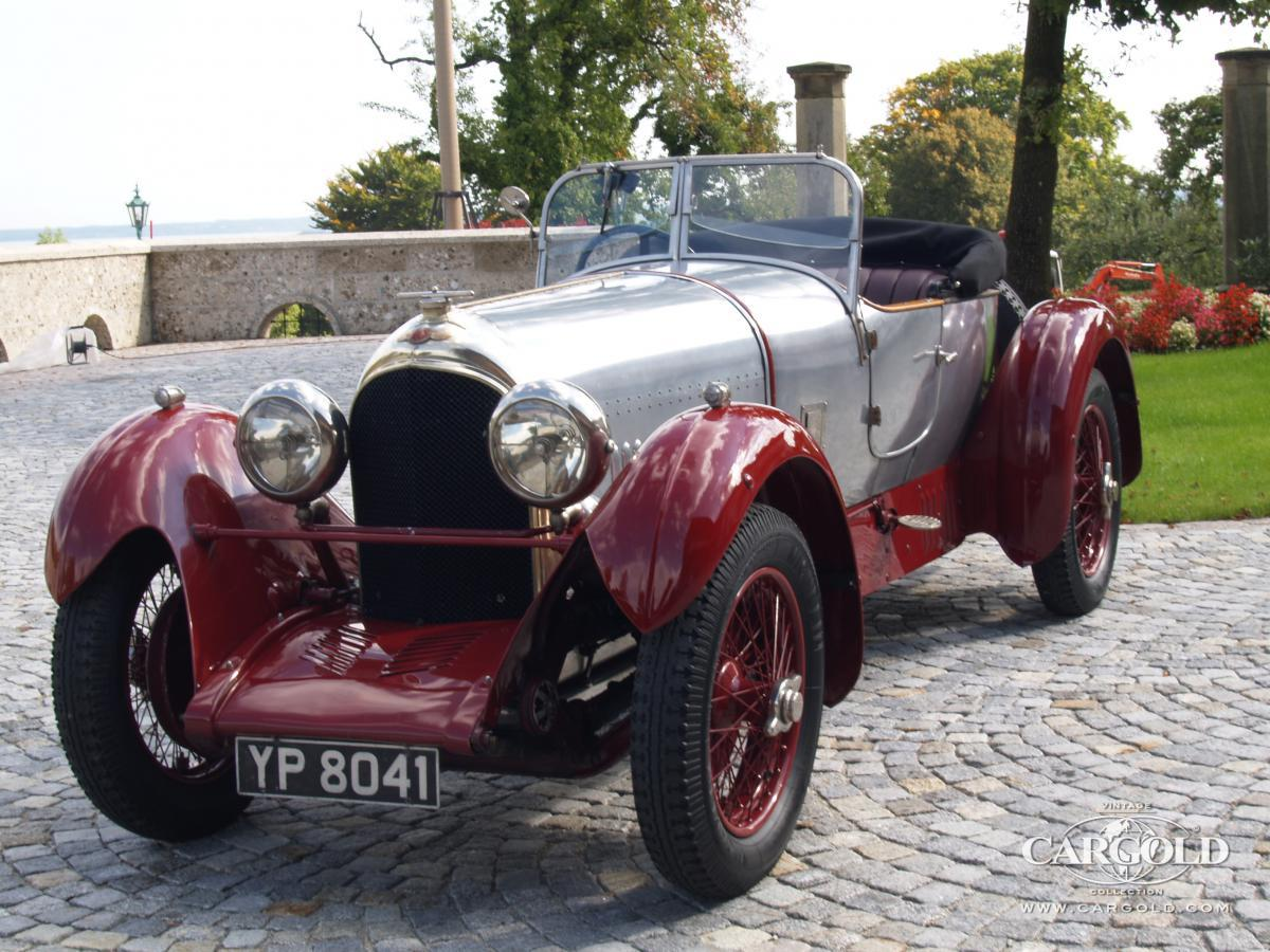 Bentley 3 Litre Speed Luftschitz