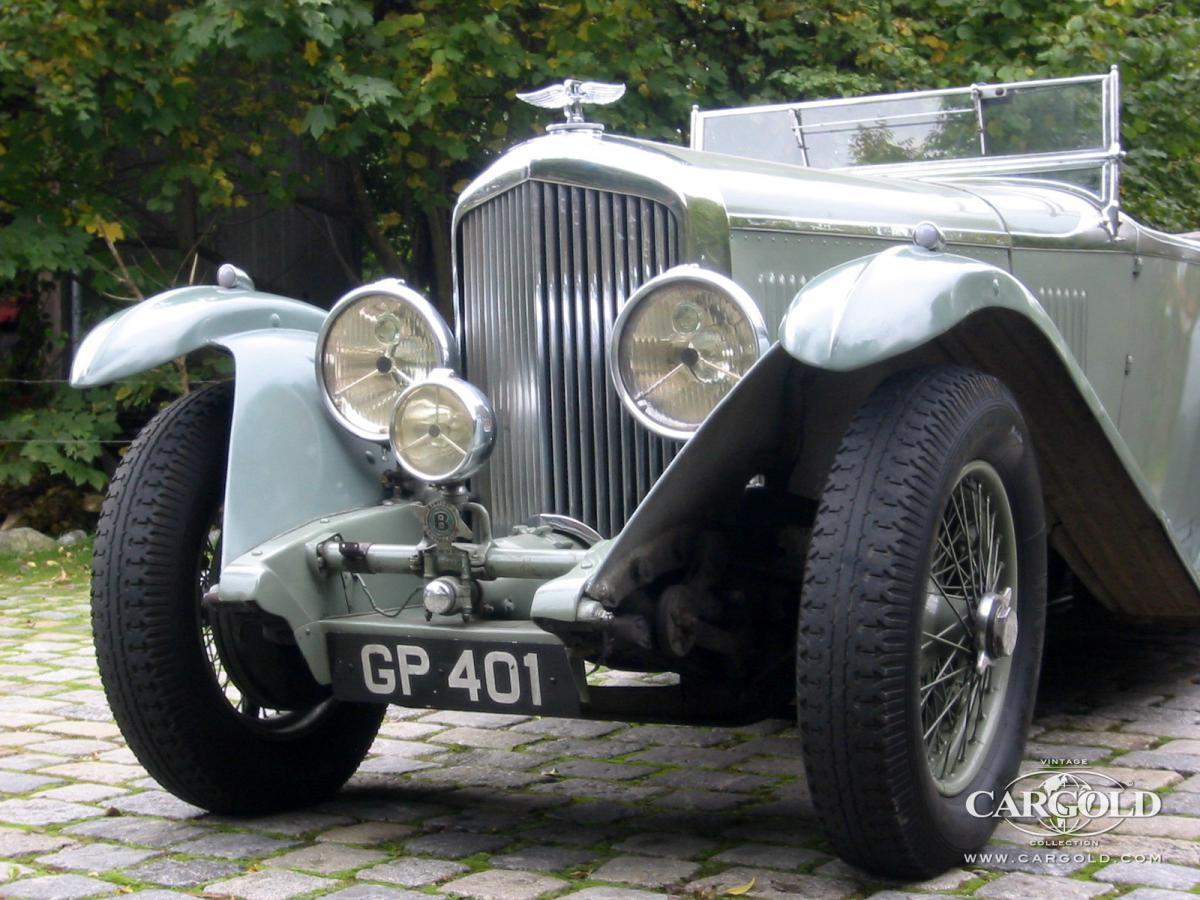 Bentley 8 L Luftschitz Beuerberg