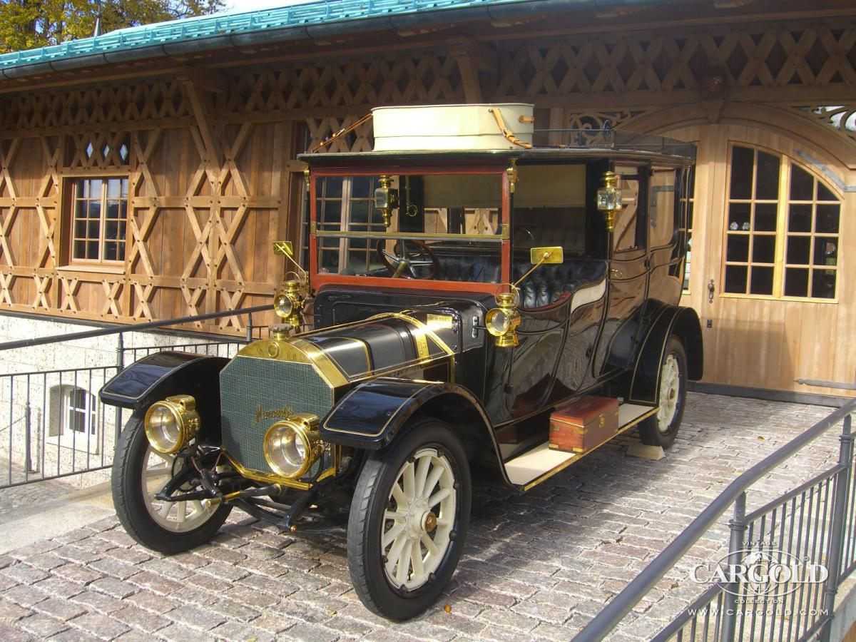 Mercedes 20-50 1910 Luftschitz