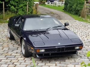 1981 BMW M 1, post-war, Stefan C. Luftschitz, Beuerberg