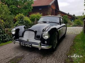 Aston Martin DB 2-4 DHC Mk II, 1 of 15, factory prototype ! Stefan Luftschitz, post-war, Beuerberg