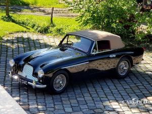 Aston Martin DB 2-4 DHC Mk II, 1 of 15, factory prototype ! Stefan C. Luftschitz, post-war, Beuerberg