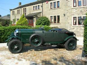4.5 Litre Bentley Tourer, pre-war, GB, Stefan C. Luftschitz, Beuerberg