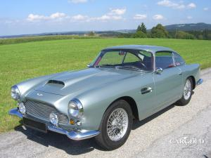 Aston Martin DB 4 Coupè, post-war, Andreas Weissenseel, Beuerberg
