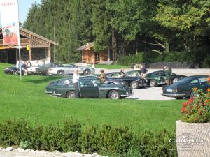 Aston Martin Owners Club meetig, Stefan Luftschitz, Hitzelsberg 2009, Bernau am Chiemsee