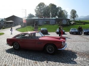 Aston Owners Club Treff Hitzelsberg Luftschitz 2009