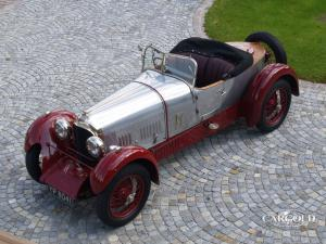 Bentley 3 Litre Speed, pre-war, Stefan Luftschitz, Beuerberg