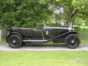 Bentley 4 1-2 Litre Blower, pre-war, Stefan Luftschitz, Beuerberg