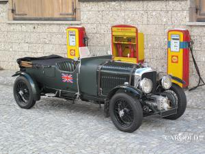 Bentley 4 1-2 Litre Blower, Hitzelsberg, pre-war, Stefan C. Luftschitz, Beuerberg