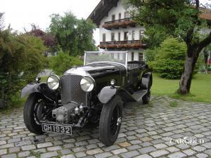 Bentley 4 1-2 Litre Blower, pre-war, Stefan C. Luftschitz, Beuerberg, Riedering