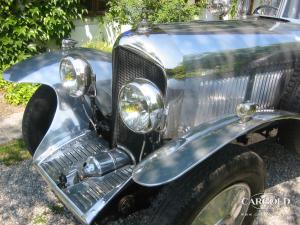Bentley 6 1-2 Boattail Beuerberg Luftschitz