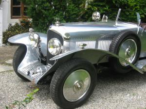 Bentley 6 1-2 Boattail Luftschitz Beuerberg