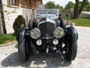 Bentley 6 1-2 Litre Tourer 1929 Luftschitz