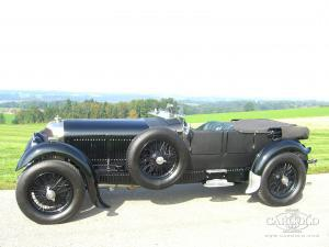 Bentley 6 1-2 Beuerberg Luftschitz