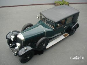 Bentley 6,5 Litre Beuerberg Luftschitz