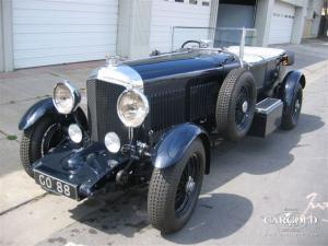 Bentley 8 Litre, pre-war, GB Stefan C. Luftschitz, Beuerberg