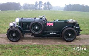 Bentley Blower 4 1-2 Litre Tourer, Stefan C. Luftschitz, Beuerberg
