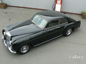 Bentley S 1 Fastback, post-war,  Luftschitz Hamburg, Beuerberg