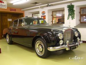 Bentley S 2 Flying Spur, Beuerberg, Luftschitz