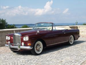 Bentley S III Continental Cabriolet 1964, post-war, Stefan Luftschitz,  Beuerberg