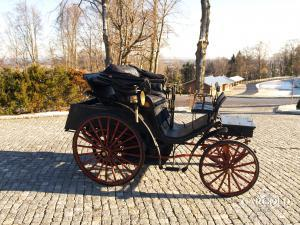 Benz - Victoria 1893 (Motor Nr.12), 1 cylinder, 4 hp, max.30 km-h, 1 owner since delivery!, Pebble Beach-winner 2011, pre-war, Stefan Luftschitz, Beuerberg