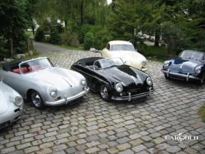 Beuerberg- Collection  Porsche 356, post-war, Andreas Weissenseel, Stefan Luftschitz