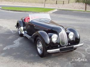BMW 328  Roadster, pre-war,  Luftschitz Don Williams USA - Beuerberg