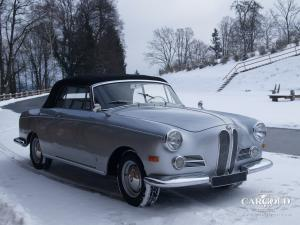 BMW 502 Autenrieth Cabrio, post-war,