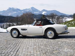 BMW 507 Roadster , 1. Serie, post-war, Luftschitz, Beuerberg