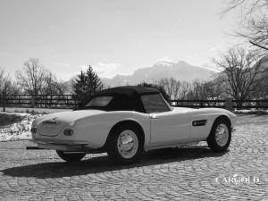BMW 507 Roadster 1st series,1955, post-war, Stefan C. Luftschitz, Beuerberg