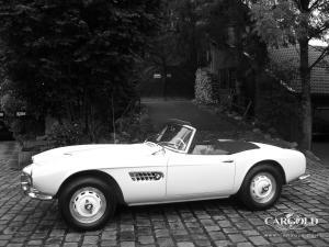 BMW 507 Roadster 2nd series,  Stefan Luftschitz, Beuerberg