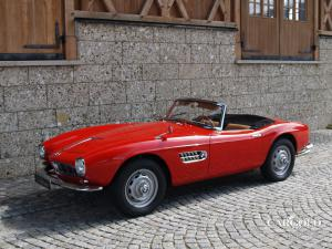 BMW 507 Roadster, post-war, Stefan C. Luftschitz 2007, Beuerberg