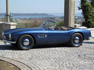 BMW 507 Roadster, post-war,  Luftschitz Beuerberg