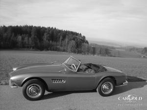 BMW 507 Roadster, post-war, Beuerberg, Stefan C. Luftschitz