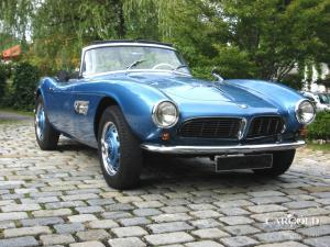 BMW 507 Roadster, post-war, Luftschitz,  Beuerberg 2005