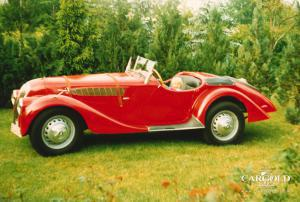 BMW 315, special-bodied, pre-war, Andreas Weissenseel, Beuerberg