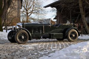 1930 Bentley Speed 6, pre war, Stefan Luftschitz, Beuerberg 19