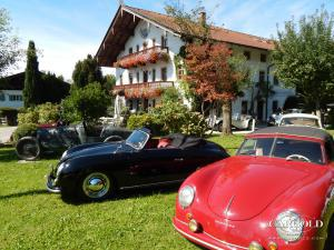 Porsche 356- collection, post-war, Stefsn Stefan C. Luftschitz, Beuerberg