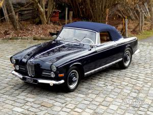 BMW 503 Cabrio, post-war, Stefan Luftschitz, Beuerberg