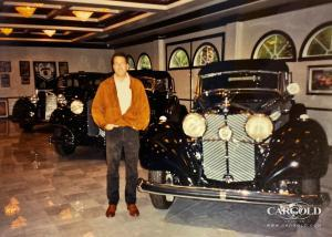 Mercedes 770 Collection, Las Vegas, Stefan C. Luftschitz, vintage cars