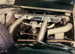 Mercedes 770 Engine, prewar car, Stefan C. Luftschitz,