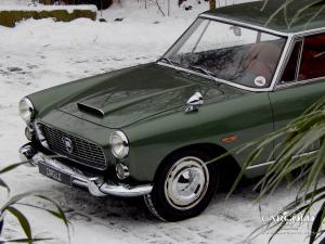 Lancia Flaminia Coupè, post-war, Stefan C.Luftschitz, Beuerberg