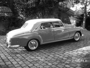 Mercedes 300 d Cabriolet D Automatic, servo-steering and -brakes, Stefan C. Luftschitz, Beuerberg