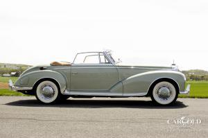 Mercedes 300 SC Roadster, post-war, USA Stefan C. Luftschitz, Beuerberg