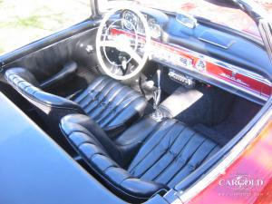 Mercedes 300 SL Roadster 1962, disc brakes-alloy, 3 owners, 50.000 kms from new, Stefan C. Luftschitz, Beuerberg