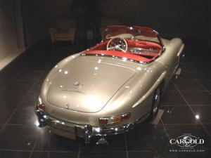 Mercedes 300 SL Roadster, post-war, Stefan C. Luftschitz, Japan