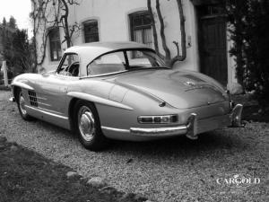 Mercedes 300 SL Roadster, post-war, Stefan C. Luftschitz, Beuerberg