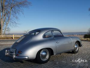 Porsche 356 Carrera Coupè, post-war,  Luftschitz, Beuerberg