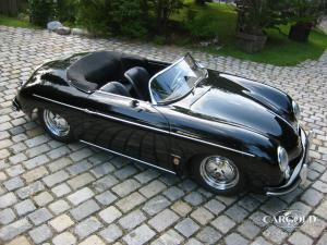 Porsche 356 Speedster, post-war,  Beuerberg,  Luftschitz