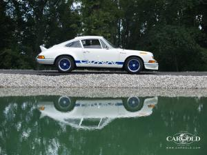 Porsche 911 Carrera RS 2,7 , post-war, Luftschitz, Beuerberg